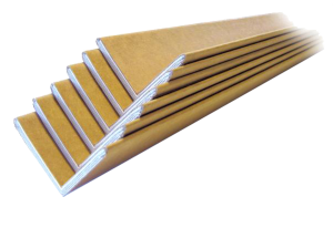Small cardboard 35h35h3 x 1000mm
