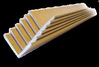 Уголок картонный 35х35х3 х 1800 мм